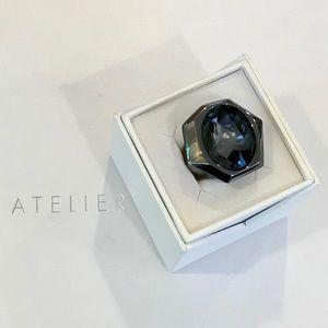 """Jean Paul Gaultier """"Reverse"""" Ring"""